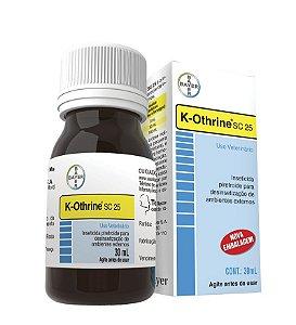 Inseticida K-Othrine SC-25 30ml