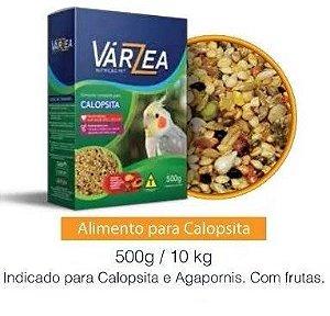Mistura para Calopsita e Agapornis 10 kg