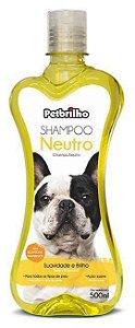 Shampoo Neutro 500 ml Petbrilho