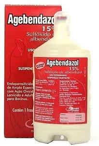 Agebendazol 15% 500ml
