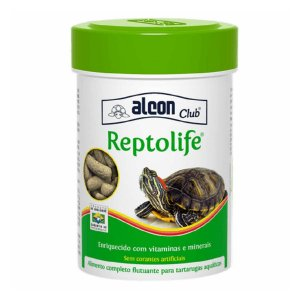 Alimento Para Tartarugas Alcon Reptolife