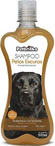 Shampoo Pelos Escuros  500ml Petbrilho