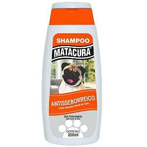 Shampoo Matacura Antisseborreico 200ml