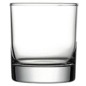 Copo baixo - whisky - vidro 315ml SIDE - Pasabahce