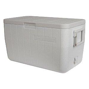 Caixa Térmica 45,4Lts Branco - Coleman