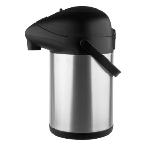 Garrafa Térmica Aço-inox Pressão Trix 3,5L