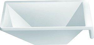 Porta Molho Diamond 8,8 x 8,8cm Melamina