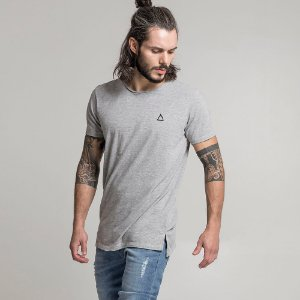 CAMISETA STONE LONG MESCLA