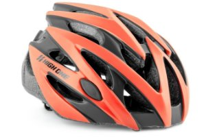 CAPACETE MTB HIGH ONE OUT MV29 LARANJA (G)