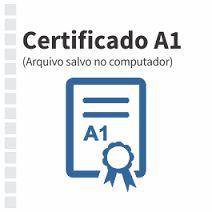 e-CPF A1 ( Instalado no Computador )
