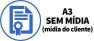 e-CPF A3 - (Sem Mídia)