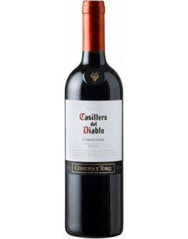 Vinho Casillero Del Diablo Tinto 750 ml