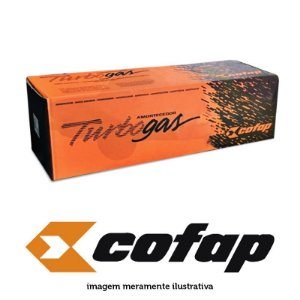 Amortecedor Traseiro Sprinter Serie 415  2012/... - Cofap Gb48282