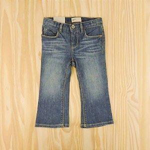 Calça Jeans Azul Infantil Gap