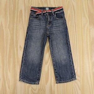 Calça Jeans Azul Infantil Baby Gap