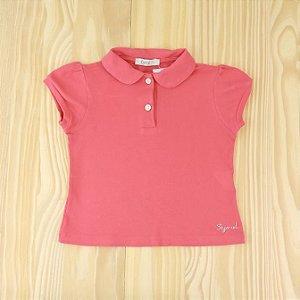 Camiseta Pink Infantil Tyrol