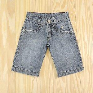 Bermuda Jeans Azul Infantil C&A
