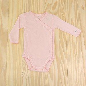 Body Rosa Infantil Carter's