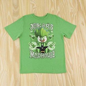 Camiseta Verde Joker's Infantil Lego
