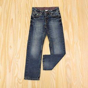 Calça Jeans Azul Infantil Palomino