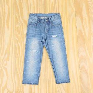 Calça Legging Imita Jeans Infantil Marisol Outlet