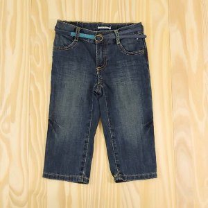 Calça Jeans Azul Escuro Infantil Tommy Hilfiger