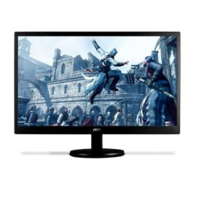 MONITOR 23.6 LED M2470SWH2 FULL HD HDMI   VGA AJUSTE DE ALTURA AOC BOX