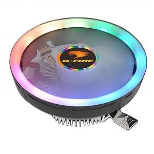 COOLER PARA PROCESSADOR UNIVERSAL EWC4R RGB G-FIRE BOX