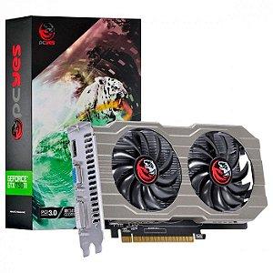 PLACA DE VIDEO 2GB GTX 750 TI PA75012802G5 DDR5 128 BITS GEFORCE VGA HDMI DVI-D PCYES BOX