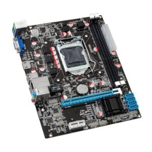 PLACA MAE 1150 MATX TG-H81G355 DDR3 VGA|HDMI USB 3.0 FOXCONN OEM
