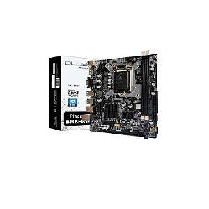 PLACA MAE 1150 MICRO ATX BMBH81-D2 DDR3 VGA/HDMI BLUECASE BOX