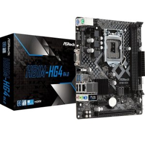 PLACA MAE 1150 MICRO ATX H81M-HG4 R4.0 DDR3 VGA/HDMI USB 3.0 ASROCK BOX