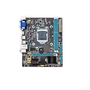 PLACA MAE 1150 MICRO ATX TG-H81-G355-U/P DDR3 VGA/HDMI USB 3.0 GHT BOX