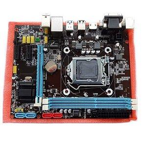 PLACA MAE 1151 MICRO ATX H110-G329-D4 DDR4 VGA/HDMI USB 3.0 GHT BOX