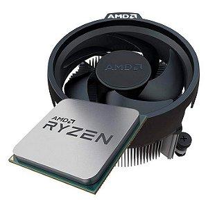 PROCESSADOR AM4 RYZEN 5 2400G 3.6 GHZ 6 MB CACHE AMD BOX