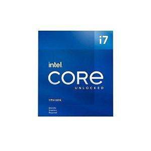 PROCESSADOR CORE I7 1200 11700KF 3.6 GHZ 16 MB CACHE ROCKET LAKE INTEL BOX