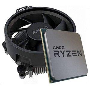 PROCESSADOR RYZEN 5 AM4 2400G 3.6 GHZ 6 MB CACHE WRAITH STEALTH C/COOLER AMD OEM