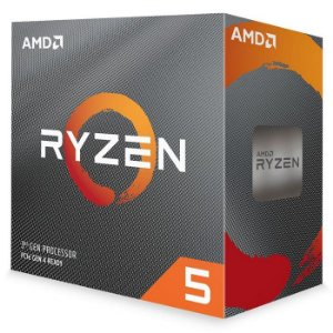 PROCESSADOR RYZEN 5 AM4 3500 3.6 GHZ 19 MB CACHE WRAITH STEALTH C/COOLER AMD OEM