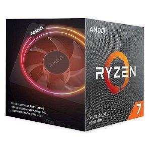 PROCESSADOR RYZEN 7 AM4 3700X 3.6 GHZ 32 MB CACHE AMD BOX