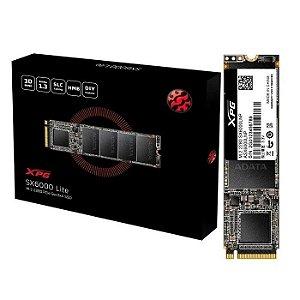 SSD 1000GB NVME M.2 SX6000 ASX6000LNP-1TT-C LITE XPG ADATA BOX