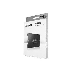 SSD 128GB SATA III LNS100-128RBNA 120 LEXAR BOX