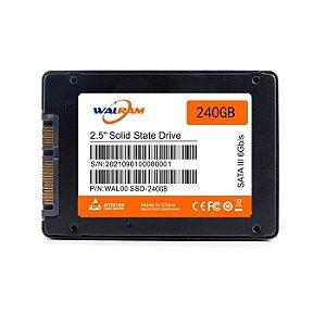 SSD 240GB SATA III WALRAM OEM