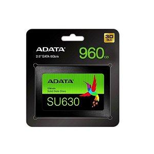 SSD 960GB SATA III SU630 ASU630SS-960GQ-R ADATA BOX