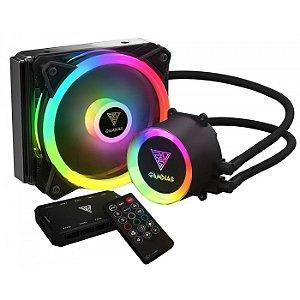 WATER COOLER CHIONE E2-120R 120MM RGB GAMDIAS BOX