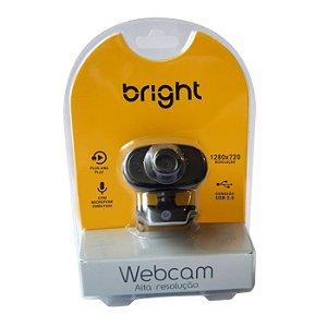 WEB CAM USB E P2 C/ MIC WC575 720P 25FPS BRIGHT BOX