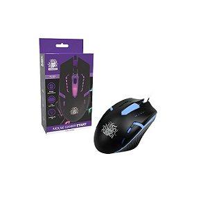 MOUSE USB GAMER 015-0086 START 5+ BOX