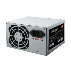 FONTE ATX 350W 20/24 PINOS BPC-325V1.2 3* SATA 2* IDE BRAZIL PC OEM