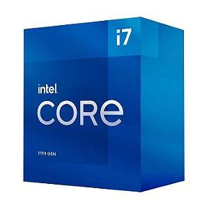 PROCESSADOR 1200 CORE I7 11700 2,5 GHZ 16 MB CACHE ROCKET LAKE INTEL BOX