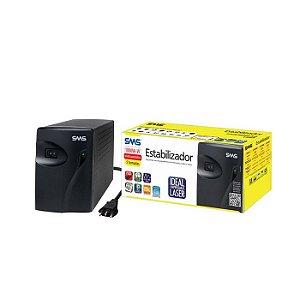 ESTABILIZADOR 1000VA BIVOLT PROGRESSIVE III UAP1000 16216 SAIDA 115V SMS BOX