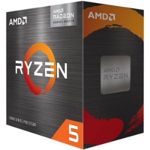 * PROCESSADOR RYZEN 5 AM4 5600G 3.90 GHZ 16 MB CACHE AMD BOX